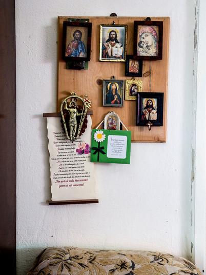 Mrs Eugenia's Icons
