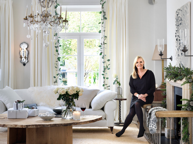Chrissie Rucker, Owner of the White Company