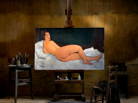 Modigliani Auction @ Sotheby's