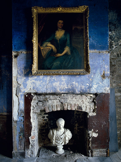 Blue Bedroom, Ireland, the Start