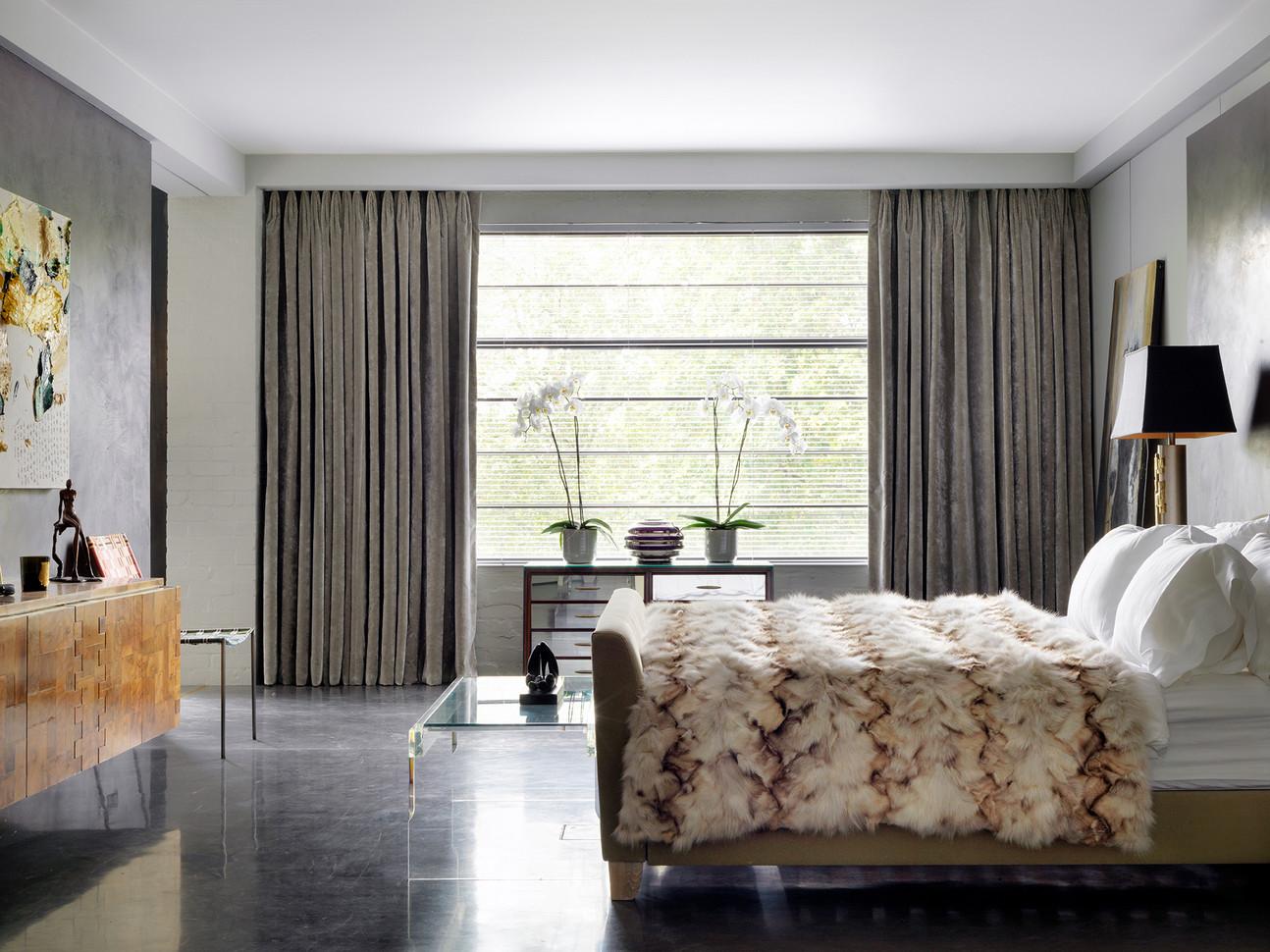 Daman's Apartment