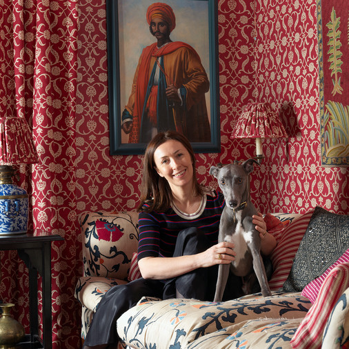 Lulu Lytle of Soane Interiors for Country Life
