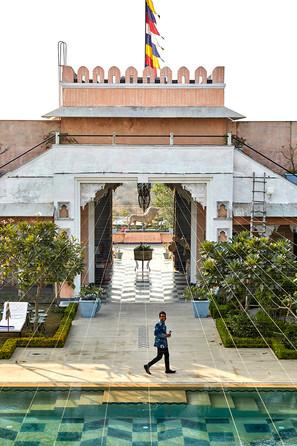 Bujera Fort, Rajasthan