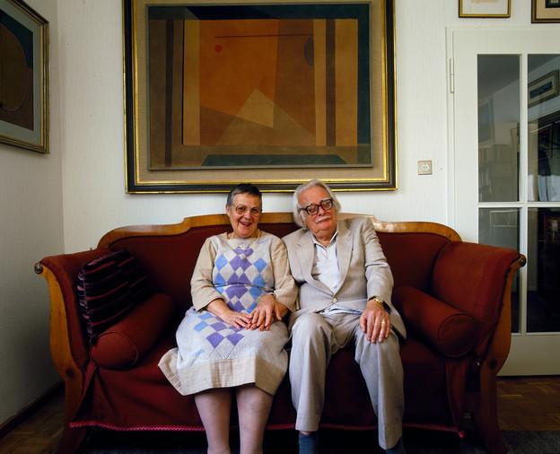 Felix & Euphrosine Klee for Vanity Fair