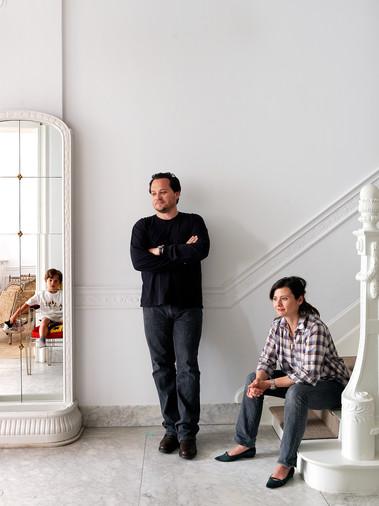 Jorge Almada and Anne-Marie Midy, Casa Midi Design
