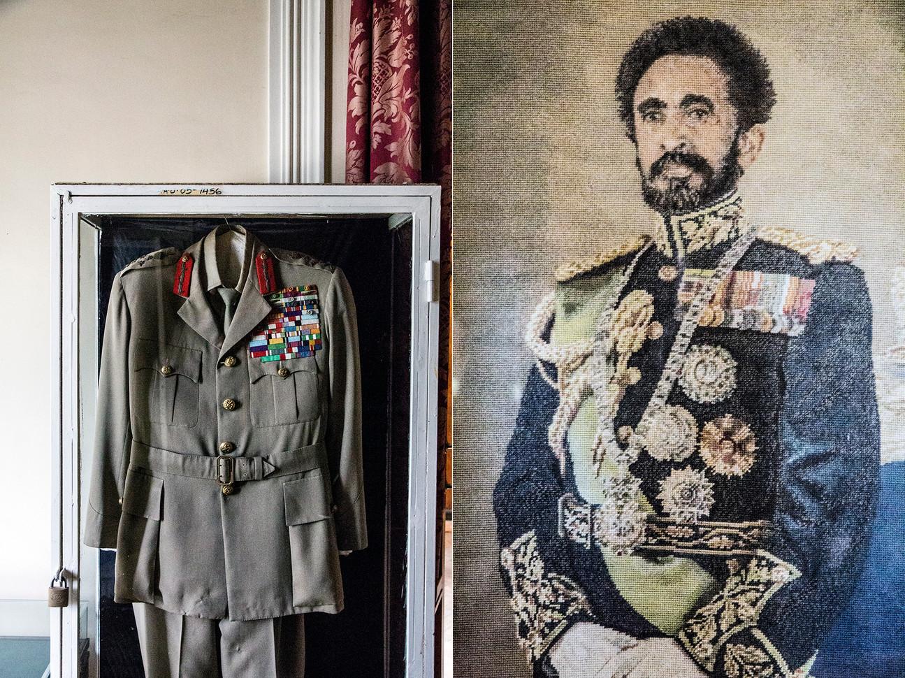 The Emperor & His Clothes