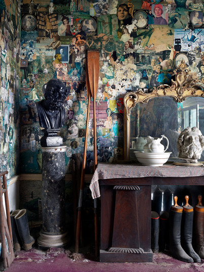The Chantry Boiler Room