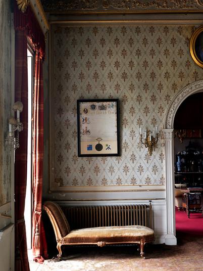 Romantic Irish Homes Cover