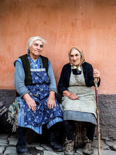 Anca's Aunt & Grandmother