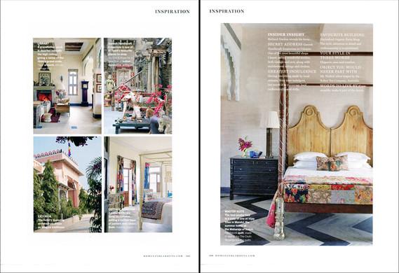 Bujera Fort, Homes & Gardens, June 2020