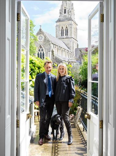 Will & Charlotte Fisher, Jamb Interiors