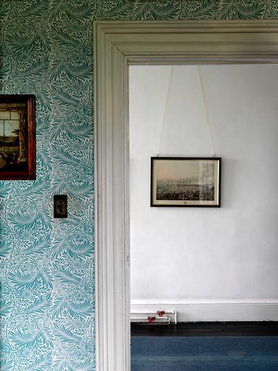 View of Corridor Through Doorway, Ireland