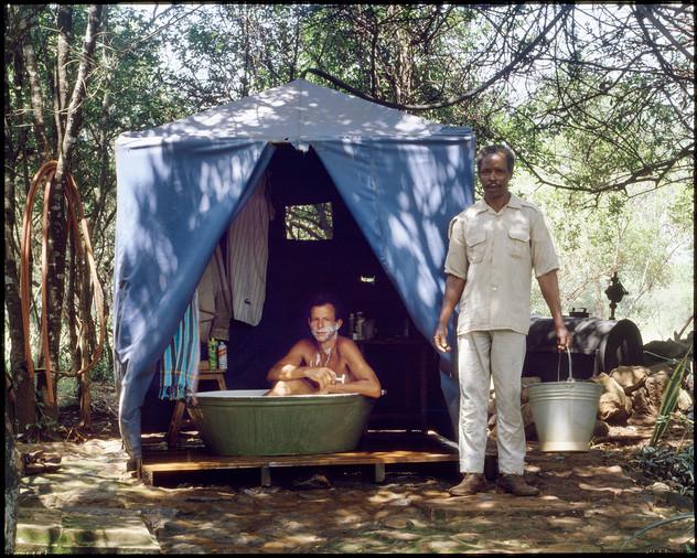 Peter Beard, Hog Ranch 1985