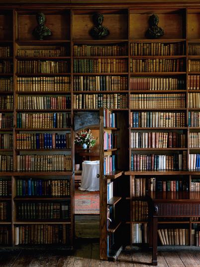 Secret Library Door