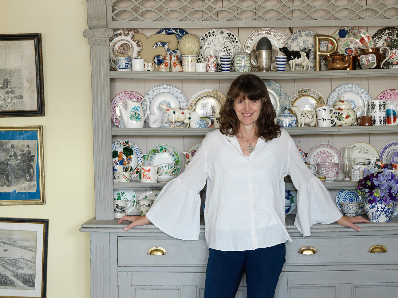 Emma Bridgewater, British Ceramicist for You Magazine