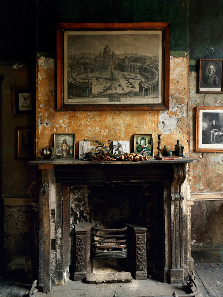 Kitchen Fireplace, Ireland
