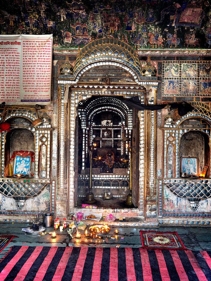 Temple Altar