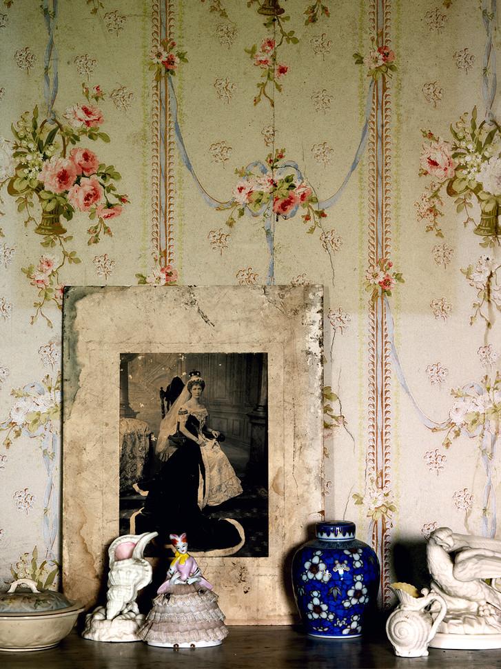 Bedroom Mantelpiece Detail, Ireland