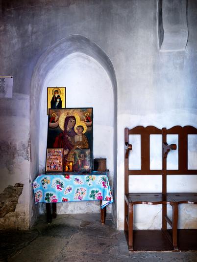 Byzantine Chapel in Lefkara