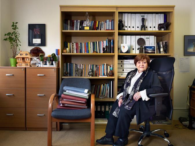 "Helen Bamber, ""Working When I Get Older'"""