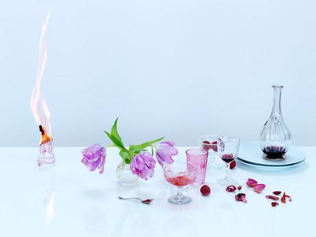 Flaming Amaretti