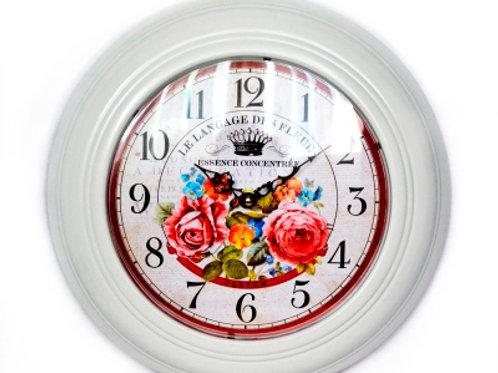 """Часы настенные """"Летний бриз"""""""