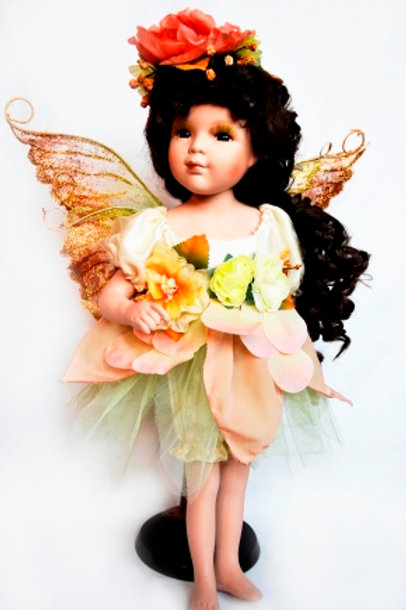"Кукла ""Лесная фея"""