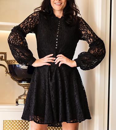 Carrie G kjole sort