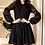 Thumbnail: Carrie G kjole sort