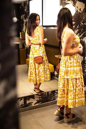 ELA maxi kjole