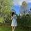 Thumbnail: Coline Olivia kort lyseblå