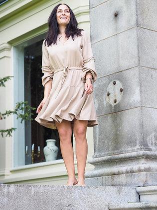Seekay C kjole Beige