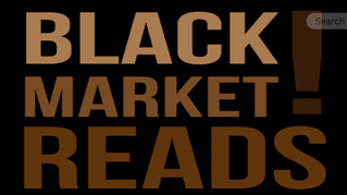 "Harris' new book, ""Race and Policing,"" featured on Black Market Reads!"