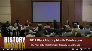 VIDEO: Harris Speaks at Black History Month Celebration
