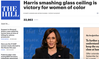 Duchess Featured in The Hill on Sen. Kamala Harris's Win