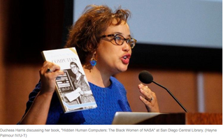 San Diego Tribune: Bringing NASA's 'Hidden Figures' out of hiding