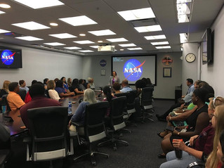 Diversity Office at NASA Recognizes Harris' Work