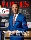 Harris Named a Leader by Voices Magazine