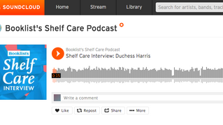 Listen: Booklist's Shelf Care Podcast Interviews Duchess