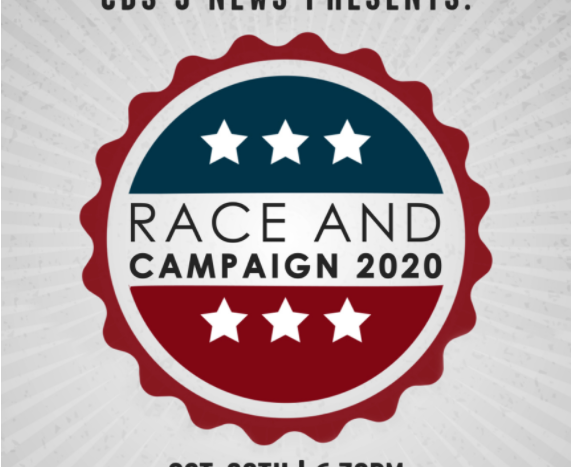 "Watch: Harris Appears on ""Race and Campaign 2020"""
