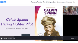 Freedom's Promises - The Calvin Spann Story