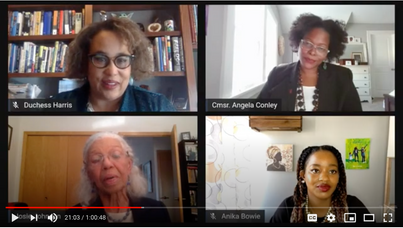Knowing Our Worth: Black Women Changemakers