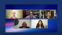 WATCH: Harris Participates in Gender-Based Trauma Panel with Jasmine Guy