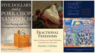 Three books by Harris land on #TheHistorySoundtable III: Recent History Books by Black Women