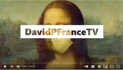 VIDEO: Harris Appears on David P France TV