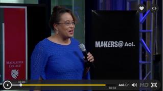 Makers@AOL Hosts Duchess Harris
