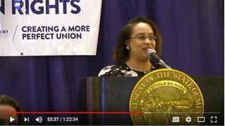 Harris Speaks at Minnesota Dept. of Human Rights 50th Anniversary Celebration