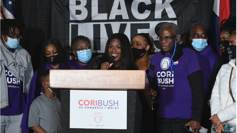 Cori Bush joins a strong tradition of Black women activists