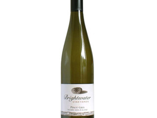 Brightwater Pinot Gris Shines in Gold