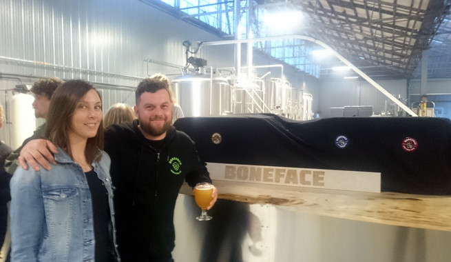 Boneface Brewery Launch Wellington 22nd March